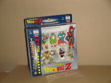 DRAGON BALL Z SUPER GUERERO BY AB TOYS COFFRET # 10 WHEN SIX FIGURES NEW IN BOX