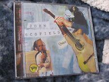 "JOHN SCOFIELD ""QUIET"" CD VERVE 1996"