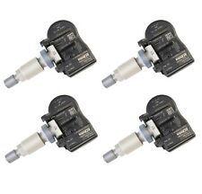 Set of 4 Tire Pressure Monitoring System Kit ACDelco For Cadillac Dodge GMC Kia
