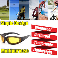 Outdoor Sports Motorcycle Riding Fashion Glasses Windproof Dustproof Eyeglasses