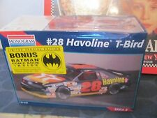 Monogram #28 Havoline T-Bird 1:28 kit SEALED