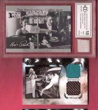 ELVIS PRESLEY EVENT WORN UNDERWEAR RELIC & GRADED 10 CARD + TWEED JACKET &WARMUP
