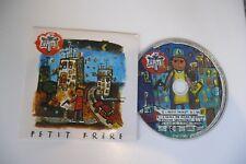 IAM CD POCHETTE CARTONNEE PETIT FRERE./ L'ECOLE DU MICRO D'ARGENT.CD CARDSLEEVE.