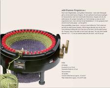 addi Express Kingsize 890-2 Machine à crochet, Sts turbo