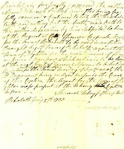 1788 Early Am Doc>REHOBOTH AGAINST  DIGHTON MAINTENANCE OF THOMAS JONES A PAUPOR
