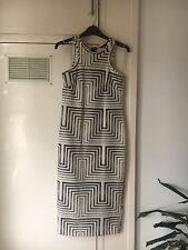 River Island Patterned Bodycon dress 8