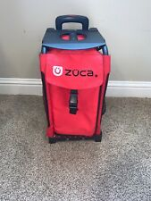 ZUCA Sports Insert AND FRAME CHILI Red USED