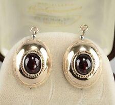 14 Carat Rose Gold Vintage Fine Earrings