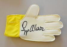 Sepp Maier Signed Goalkeeper Glove Germany Bayern Goalie Autograph Memorabilia
