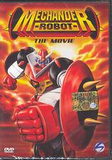 MECHANDER ROBOT - THE MOVIE - DVD (NUOVO SIGILLATO)