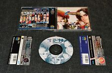 King of Fighters 98 : Dream Match JPN • Neo Geo CD/CDZ System Console • SNK KOF