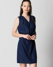 Vero Moda Sussi Dress Navy Size 38 UK 10 LF086 DD 10