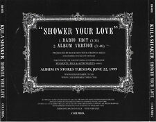 KULA SHAKER	Shower Your Love Promo 2-track USA Jewel Case	MAXI CD	Columbia ‎–