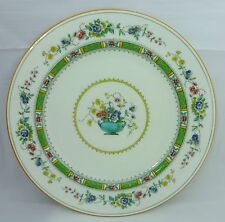 """ROYAL DOULTON china E7631 FLOWER URN pattern Luncheon Plate - 9-1/8"""""""