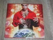 PRINCE CD PROMO ALBUM 2007 FREE WITH THE MAIL ON SUNDAY 10 TITRES PLANET EARTH