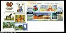 Celebrities Great Britain Official First Day Covers (1971-Now)
