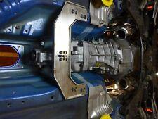 CXRacing LS1 LS Engine T56 Transmission Mount Kit For Nissan 350Z Swap LSx Motor