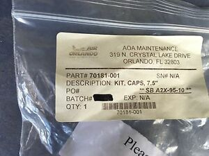 Cirrus Kit Cap 7.5  PN 70181-001