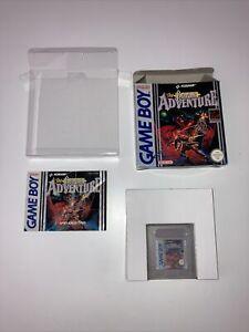 OVP Nintendo Game Boy Classic The Castlevania Adventure Konami 1991 NEU?