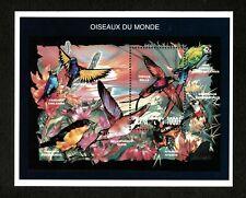 VINTAGE CLASSICS - Mali 1995 - Birds, Fauna and Flora - Souvenir Sheet - MNH