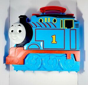 Thomas and Friends Take Play On The Go Playbox Storage Case Fisher Price Mattel
