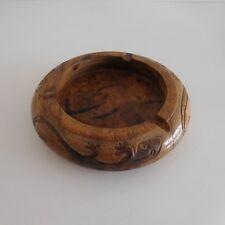 Ashtray salamander handmade Cendrier salamandre fait main art-déco PN1964 France