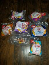 Lot of a 11 McDonald's & Other Fast Food Toys