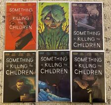 SOMETHING IS KILLING THE CHILDREN 2 7 8 9 10 VARIANT COVER LOT IMAGE COMICS NM