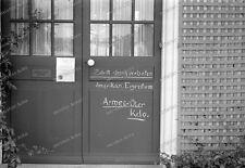 Negativo-Picardia Oise Aisne American Cemetery U.S.A. -1940 - Wehrmacht - 34.id-9