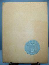 1945 Sights & Insights, Salem College, Winston-Salem, North Carolina Yearbook