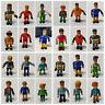 Fireman Sam Action Figures~Mike,Elvis,Penny,Tom,Moose,Sarah,James,Norman,