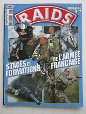 RAIDS hors série N° 17 / Stages et formations de l'armée française