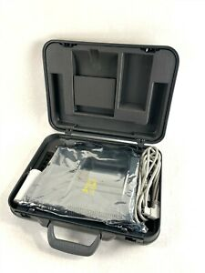 Pacesetter 3251 Portable Benchtop Thermal APSu Printer Unit w/ Carrying Case