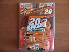2009 Joey Logano #20 Home Depot Toyota Camry 1/64 Winners Circle Pit Sign