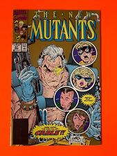 The New Mutants #87 (1990) 1st Cable 2nd Print VF/NM