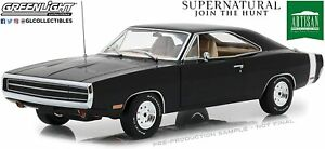 Supernatural Artisan Collection 1970 Dodge Charger 1:18 Scale Die Cast Model