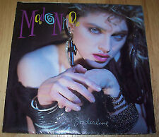 RARE Madonna 7inch 45 Borderline fold out POSTER sleeve NM NEAR MINT FREE US SHI