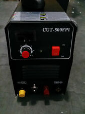 PLASMA CUTTER CUT500FPI Pilot ARC 220V 50AMP NOT WORKING FOR PARTS, USED IGBT