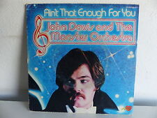 JOHN DAVIS and the MONSTER ORCHESTRA Ain't that enough for you 2S008 62211