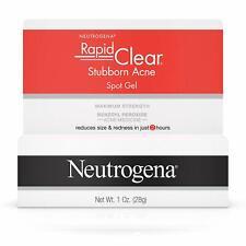 Neutrogena Rapid Clear Spot GEL Acne Treatment 28g USA 1 Oz Exp 2021