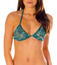 Kiniki Santorini Tan Through Bikini Top Quick Drying Fabric Made in England