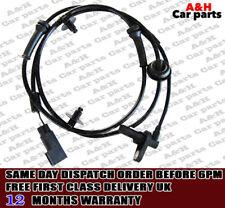 Para Ford Transit MK7 rueda ABS sensor de velocidad (06-14) Delantero Izquierdo, Derecho AWS 186