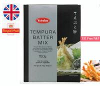 100% Japanese Yutaka | Tempura Batter Mix 150g -1000g + Free UK P&P