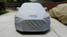 Ford Focus RS car cover by Covercraft
