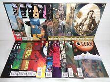 Warren Ellis MEGA SET! Jack Cross, Ocean, more! 20 Comics (b 18477)