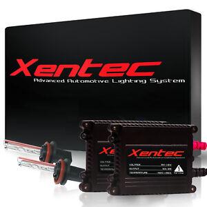 Xentec Xenon Headlight Fog Light HID Kit 30000LM H3 H4 H7 H10 H11 H13 9005 9006