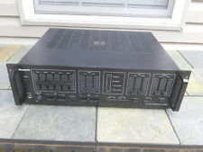 Vintage Numark PM200 Studio Monitor (DJ Mixer/Amp), One Owner Since New