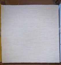 """INTERFACE FLOR CARPET TILES (30 Sqs) 19.7"""" x 19.7"""" Made You Look - Bright White"""