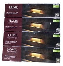 LOT OF 4 - Home Decorators Bronze Outdoor Integrated LED Landscape Path Light