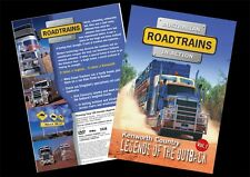 Kenworth Country - Legends of the Outback DVD Vol-1